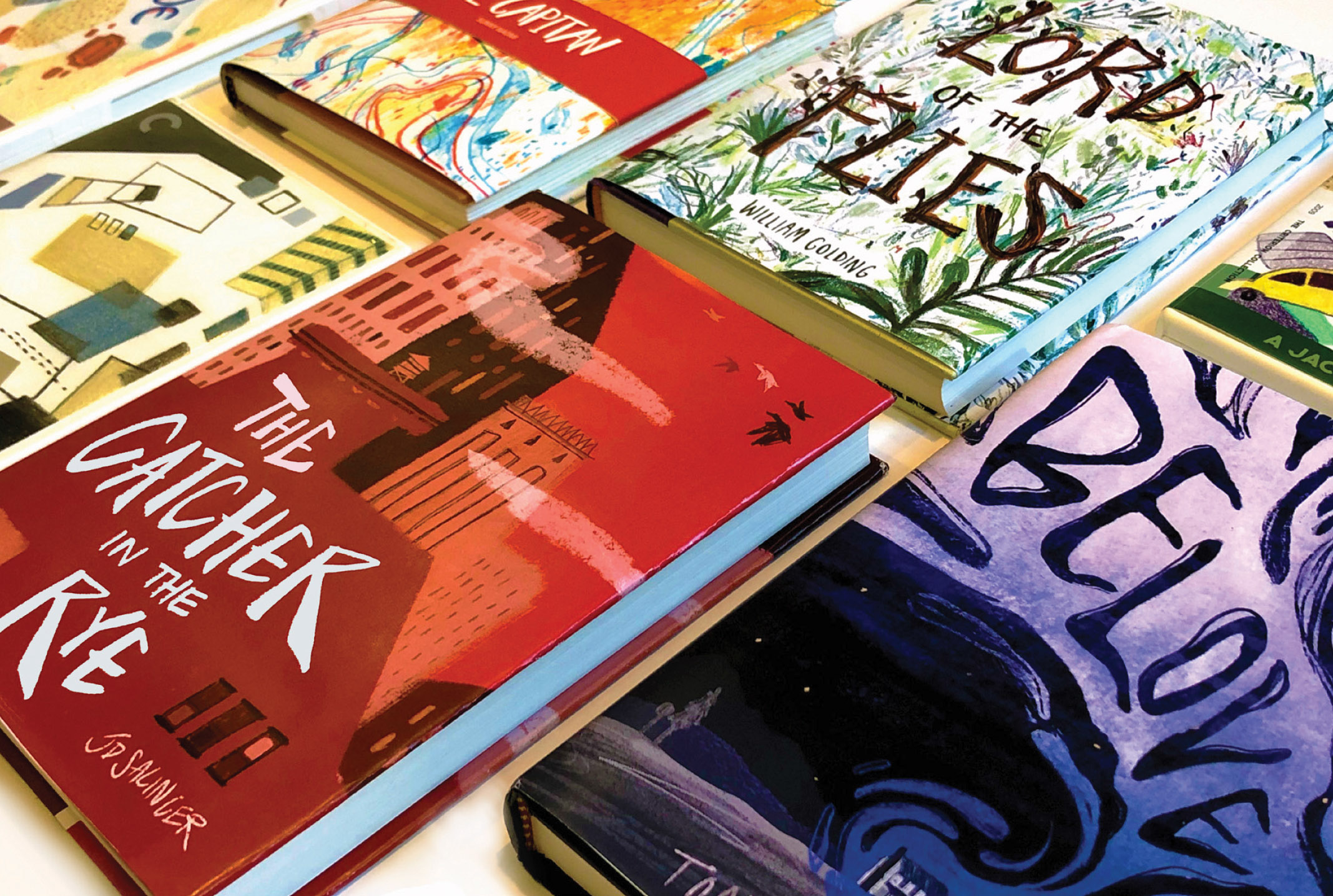 banned books set