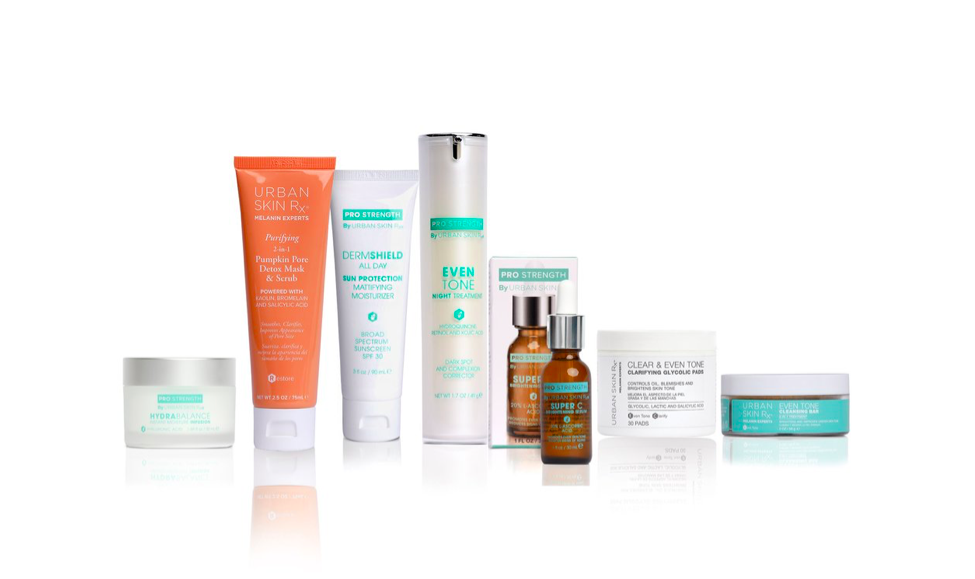 About - Urban Skin Rx is an unparalleled line of clinical skin care products developed by Rachel Roff, licensed medical aesthetician, certified laser technician and Founder of both Urban Skin Rx and Urban Skin Solutions MedSpa. Urban Skin Rx uses proven and effective ingredients to address, correct and even out all skin types.