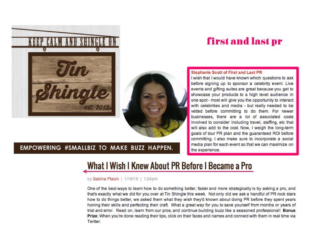TinShingle Press Clip - First and Last PR.jpg