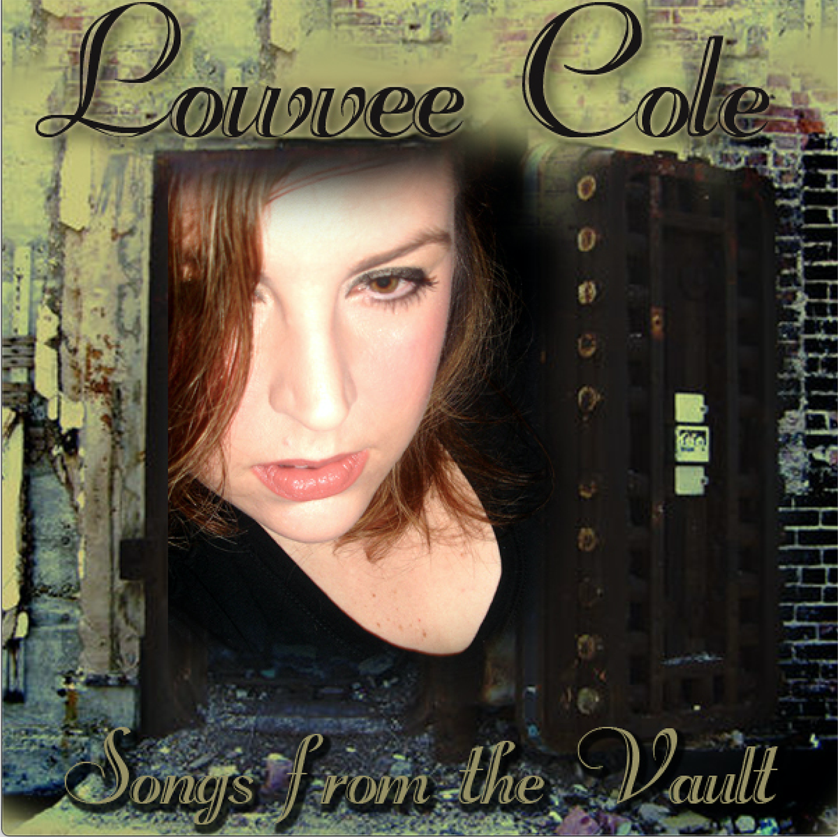 Unmastered Songs from the Vault - Four-song EP featuring The Forgetting Room.