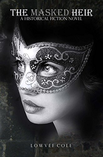 The Masked Heir - In her first brush with the social season, Lady Catherine Fairchild strives to secure the three most sought after desires of a single Victorian woman: a husband with a grand title, infinite riches, and a steady stream of invitations to London society's elite gatherings.But when her loving father appoints Miss Emelia Charpentier, a bastard French woman of little standing, as her chaperone, Catherine's hopes for her future falter. Emelia may present herself as an upstanding young woman both in speech and appearance, but the whole of London is awash with rumors of her late night dalliances with strange men in dark alleys. What respectable man will associate with, let alone marry, Catherine while she keeps such unsavory company?As she struggles to unearth her father's motivation behind Emelia's privileged position, Catherine inches ever closer to discovering her own family's transgressions. Soon, she finds herself at the heart of a decades' old vendetta, immersed in a startling game of deception that will shatter everything she believes about her family, herself, and her own ambitions, transforming the Fairchild legacy forever.*Recommended for ages 14+*