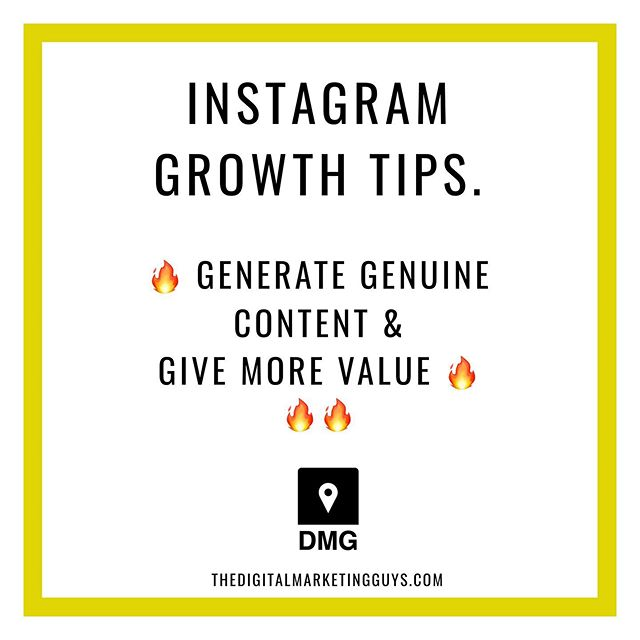 Instagram marketing tips for growth... If you want to grow you IG then these 2 points are some of the most important. 1. Post genuine content  2. Partner with others and help each other grow by cross promoting.  If you want more tips like this get in touch: Follow @digitalmarketingguys  Thedigitalmarketingguys.com . . . . . #makemoney #makemoneyonline #makingmoney #digital #digitalnomad #digitalnomads #startups #businessowner #startup #businesstips #businessowners #entrepreneurs #hustle #hustleharder #buildanempire #hustlers #marketing #socialmediamarketing #design #sales #selling #income #incometips #incometip #smallbusinessowner #onlinemarketing #digitalmarketing⁣⠀⠀