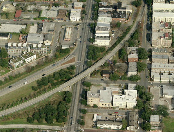 Reclaiming Old West Broad:  I-16 Ramp Removal Study