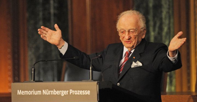 War On Trial: The Benjamin Ferencz Story  2-part bio documentary