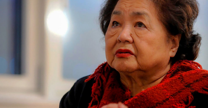 A Flash Of Light: The Setsuko Thurlow Story  3-part bio documentary