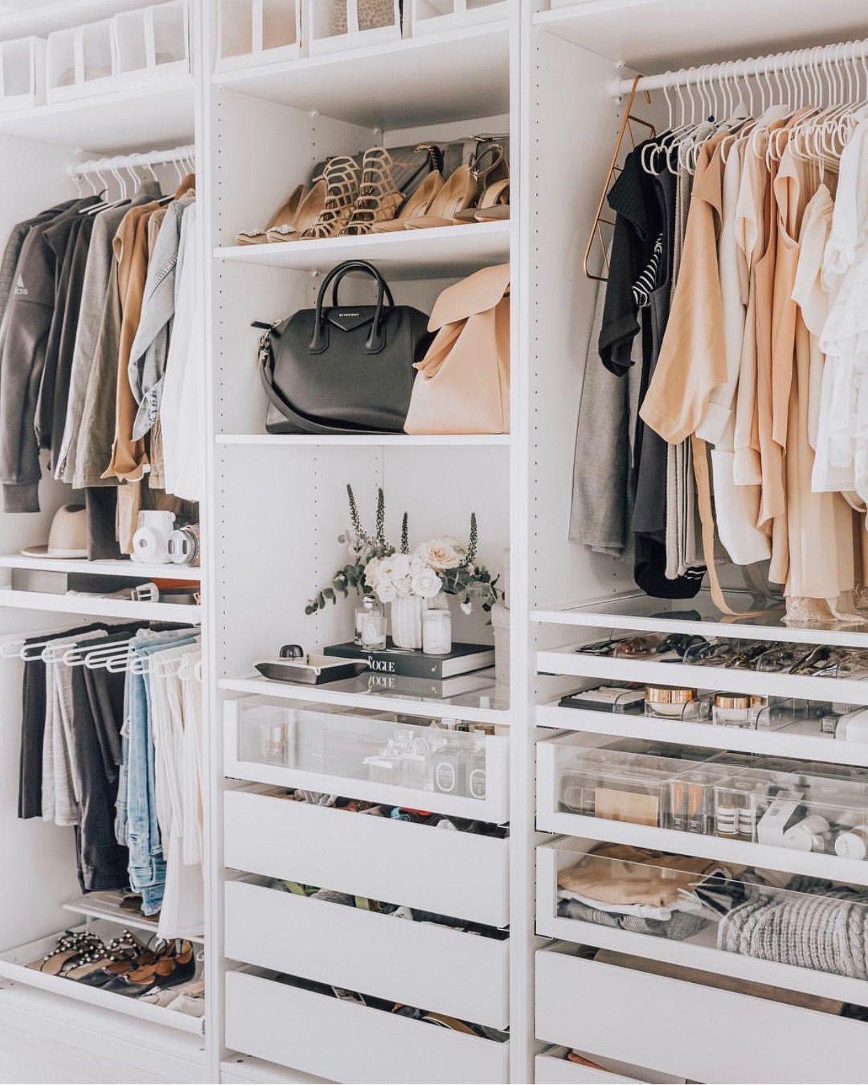 5 Ways To Organize Your Tiny Closet Yellow Bungalow Design Your Life