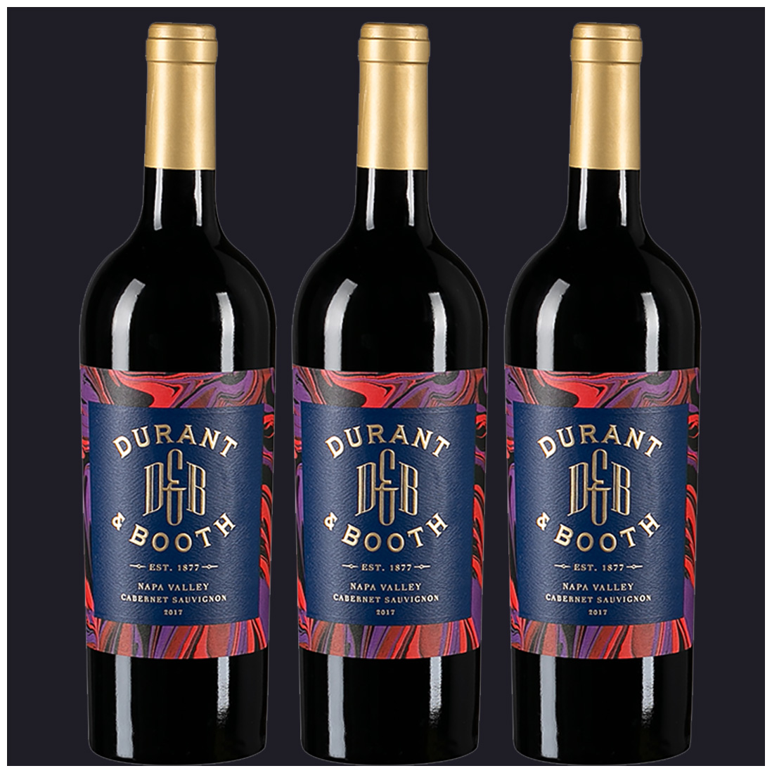 durant & booth napa valley cabernet sauvignon - Click here to download the Tasting Notes.