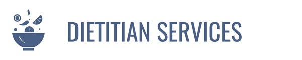 Dietitian Services