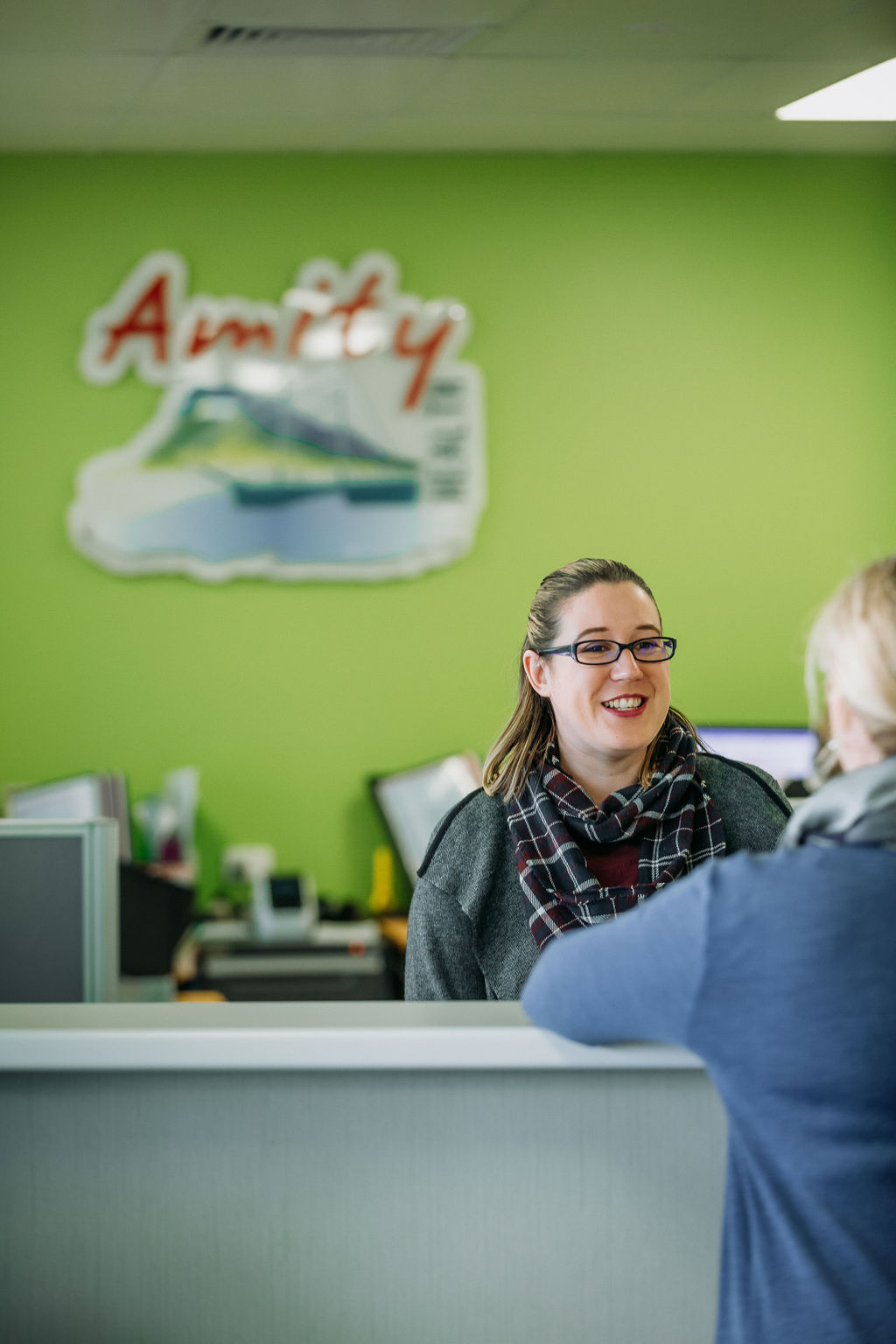 At Amity Health, everyone is welcome. We celebrate diversity and are inclusive of race, culture, religion, gender, age and identity. -