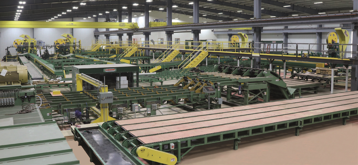 The Mills - We have extensive sorting, milling and drying capabilities in Emporium, Pennsylvania and Scotland, Connecticut. Both locations have unlimited access to one hundred thousand acres of the finest hardwood forests in America.