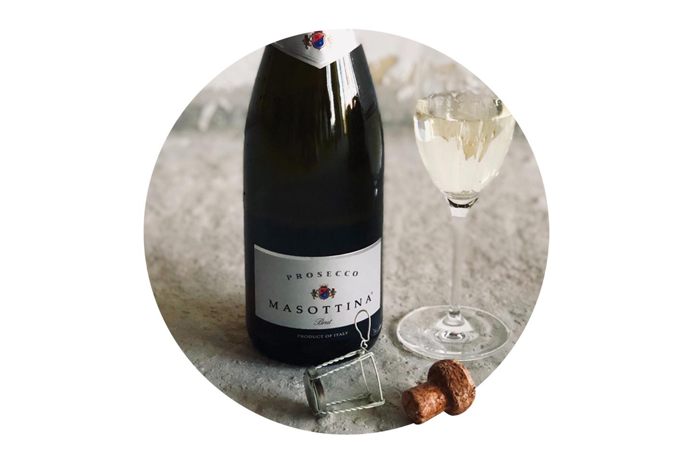 Adorn Studio Apply Now! | Champagne Bottle