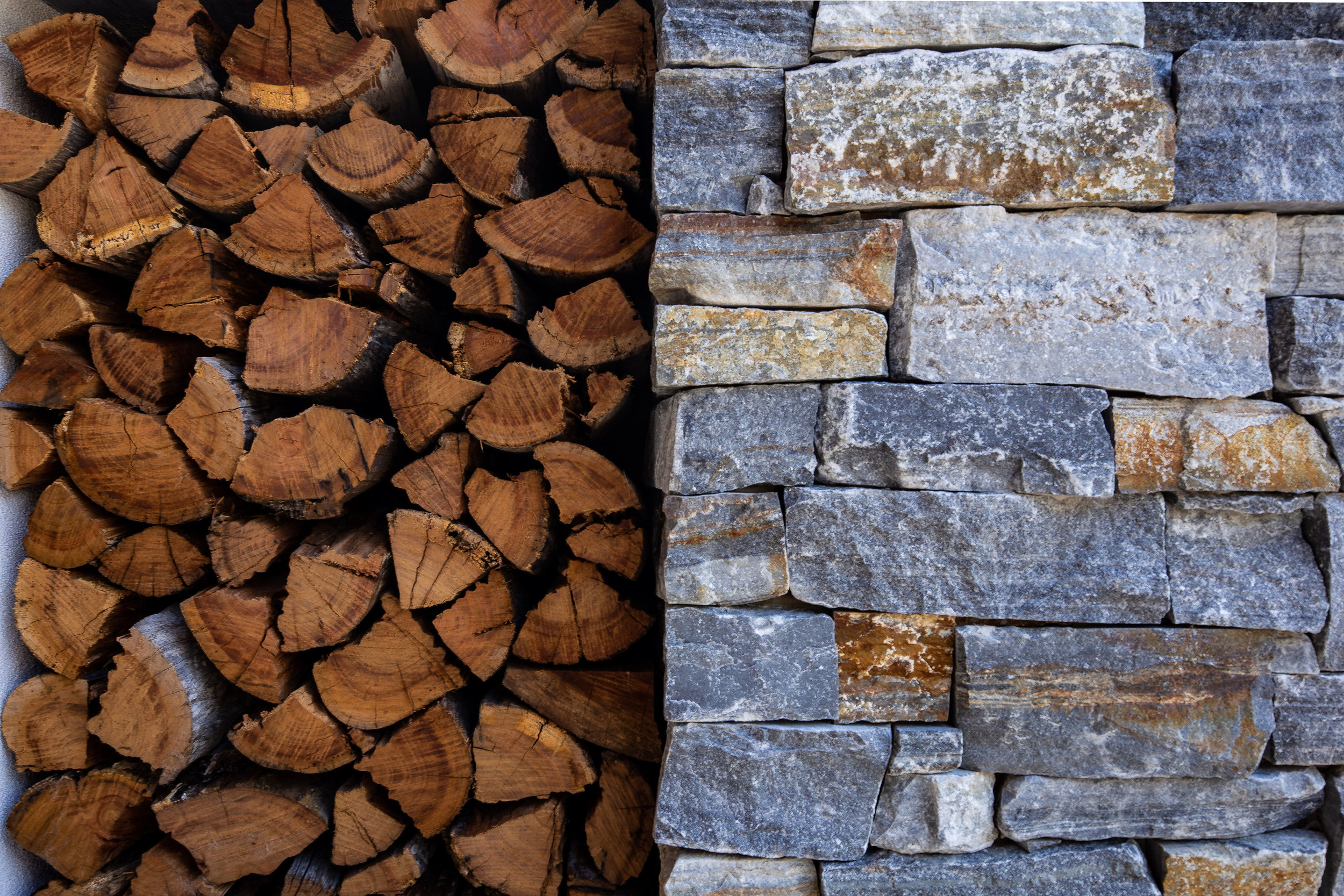 Elanora Street Wood storage