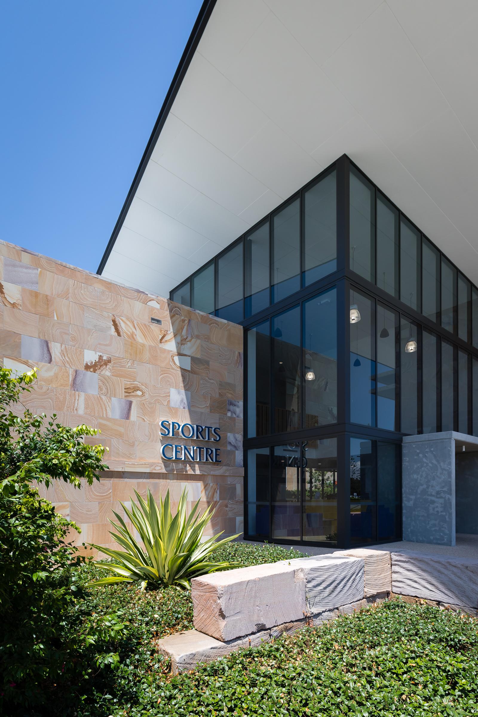 Bond University - Sports Centre - Commercial