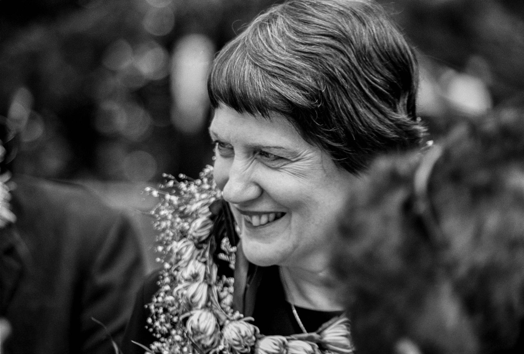 Helen Clark (Former Prime Minister of NZ)