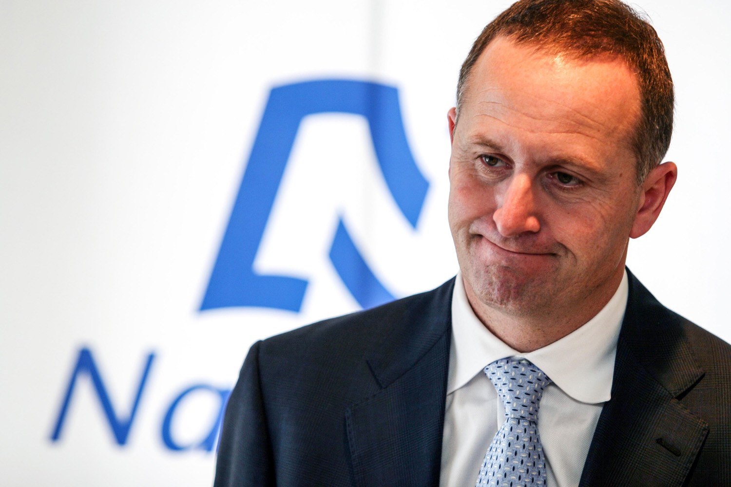 John Key (Former Prime Minister of NZ)