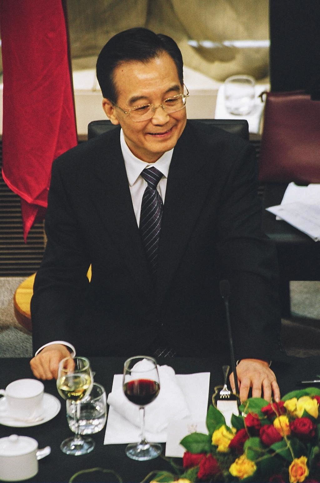 Wen Jia Bao (Former Prime Minister of China)