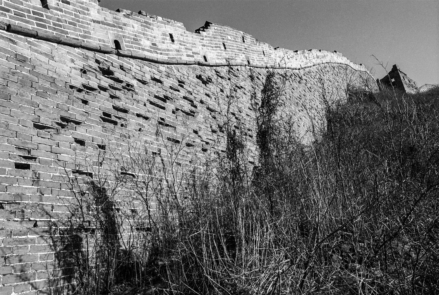 The Great Wall of Si Ma Tai, Beijing China