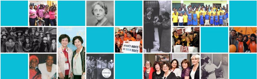 One hundred years ago, a small group of pioneering women came together in Buffalo, New York with a vision to help all women realize greater equality while using their individual and collective expertise in service to their community.    Their vision became Zonta International, an organization that has grown to more than 29,000 members in 63 countries, working together to make gender equality a reality for women and girls worldwide.    8 November 2019 marks Zonta's centennial anniversary. Join us in our celebrations throughout the centennial anniversary biennium, ending with our 2020 International Convention in Chicago, Illinois, USA.