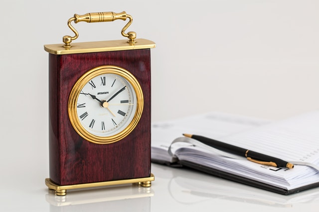 finding time to write