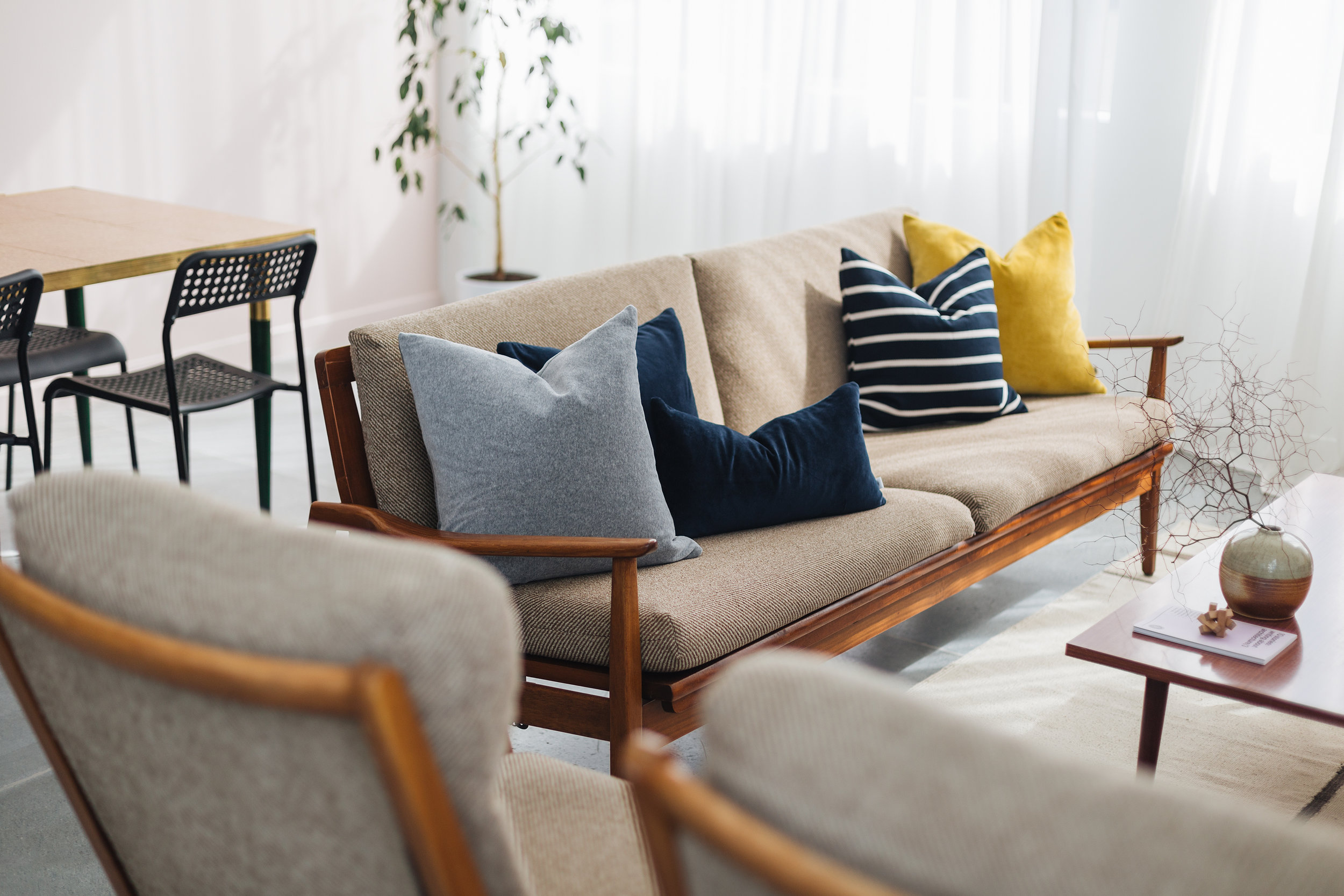 The Ethical Home Edit - sustainable home, eco home, ethical interiors