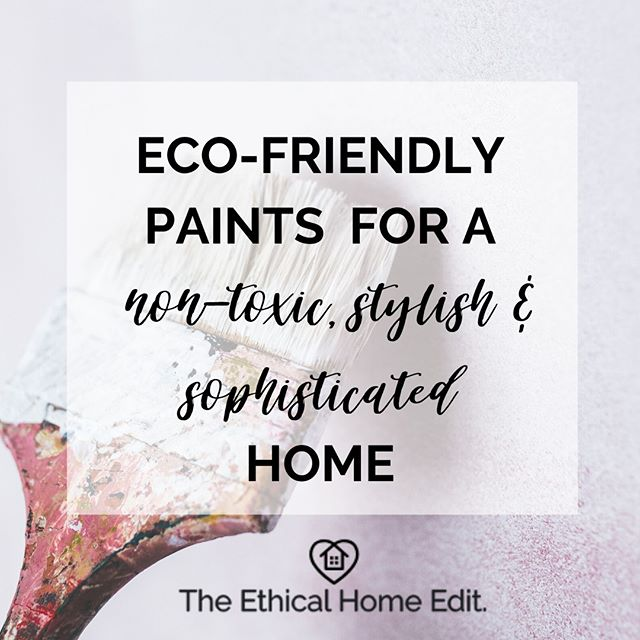 Any colour as long it's green: why you should use, what to look out for and where to buy eco-friendly paints in the UK/EU, New Zealand, Australia and USA. ⠀⠀⠀⠀⠀⠀⠀⠀⠀ .⠀⠀⠀⠀⠀⠀⠀⠀⠀ Take a peek at my insta stories to see the brands I've featured and the key reasons why. And find out my cheeky trick for ensuring you never have to compromise on sustainable colour again. ⠀⠀⠀⠀⠀⠀⠀⠀⠀ .⠀⠀⠀⠀⠀⠀⠀⠀⠀ We can have it all guys! The style as well as the sustainability! ⠀⠀⠀⠀⠀⠀⠀⠀⠀ .⠀⠀⠀⠀⠀⠀⠀⠀⠀ Link in bio if you want the full read. And holler if I've missed your fave brand - I'll get them added pronto. ⠀⠀⠀⠀⠀⠀⠀⠀⠀ .⠀⠀⠀⠀⠀⠀⠀⠀⠀ . ⠀⠀⠀⠀⠀⠀⠀⠀⠀ #ethicalhomes #ethicalinteriors #ethicalinteriordesign #interiorsforslowliving #slowinteriors #slowsustainablehome #brandsforgood #brandsdoinggood #ecohomedecor #ecohomewares #ecohomeinterior #ethicalinfluencers #ethicalinfluencer #ethicalinfluencernetwork #sustainablebloggers #sustainableinteriors #goodbrands #greenhomedecor #homegreenhome #ethicalisthenewblack #brandswithpurpose #shopconsciously consciousconsumer #sustainableliving #sustainablelifestyle, #environmentallyconscious #ecopaint  #nontoxichome #sustainablepaint #naturalpaint #claypaint
