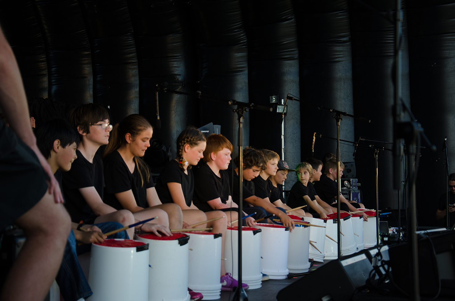 FUSE Drummers