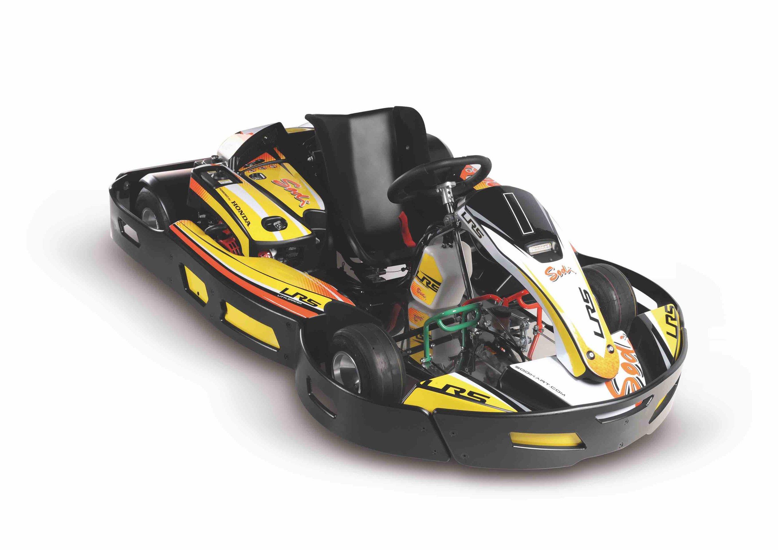 Junior Kart  - 7 - 12 years old