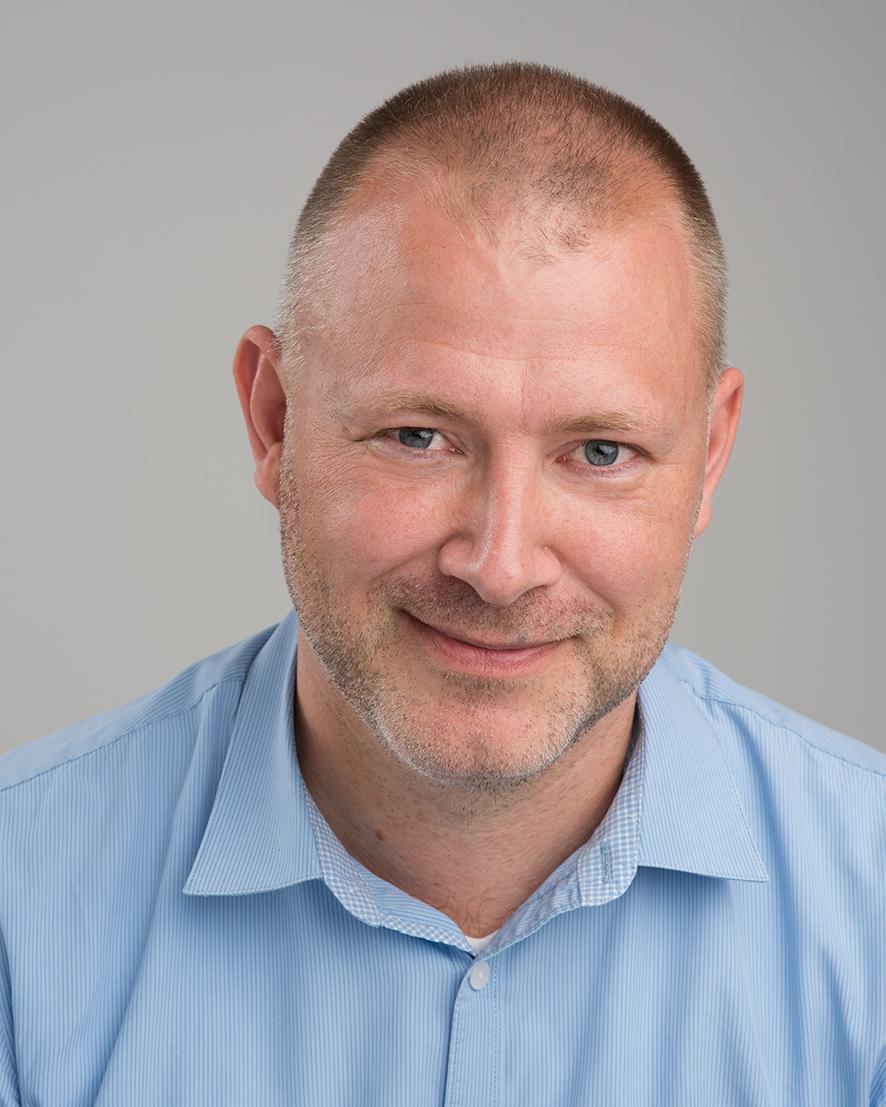 Kristian Grønli – Asentiv/Referral institute  Fotograf: Peder Klingwall, partner i Vizpro