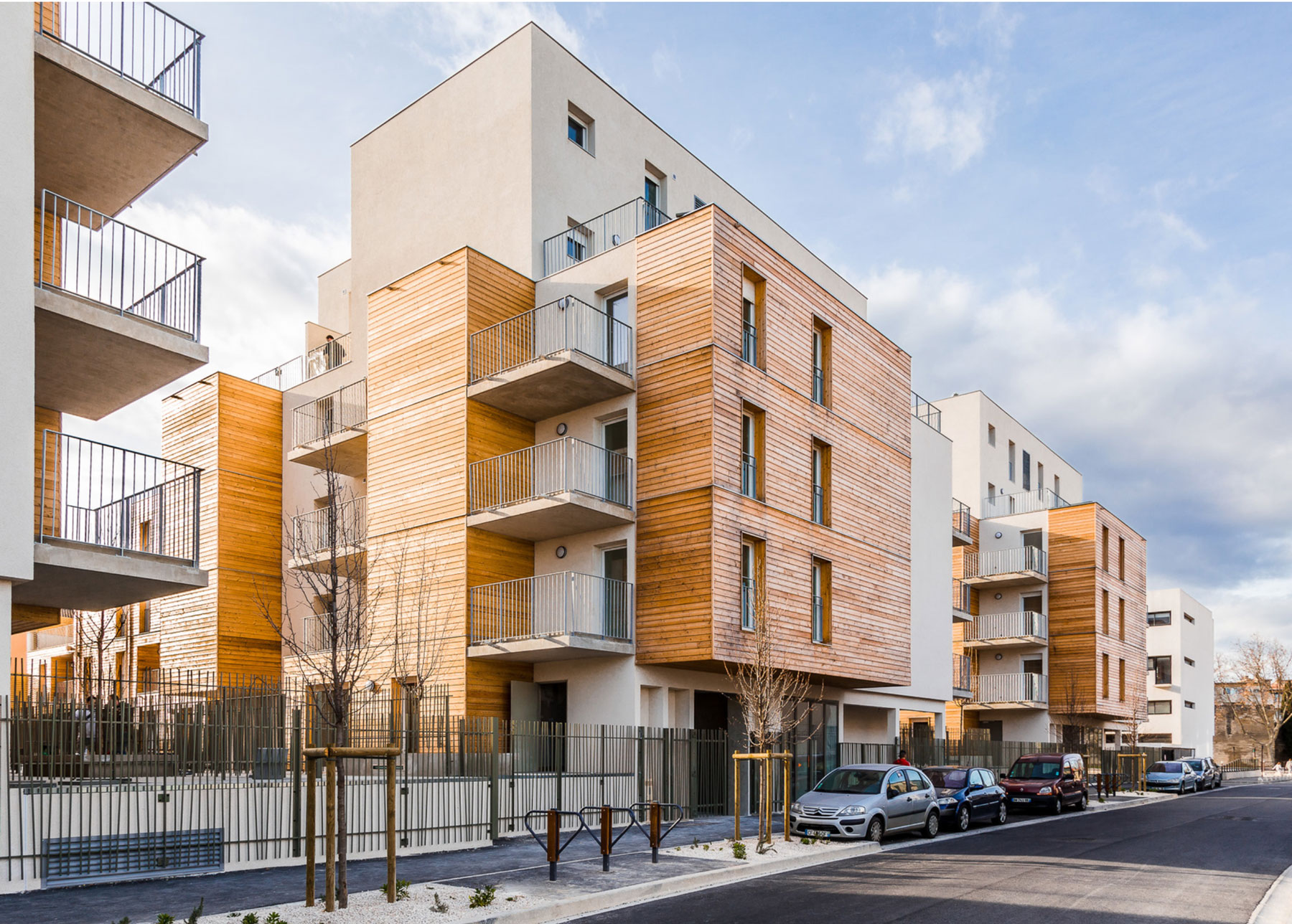 LES TEINTURIERS - 102 logements