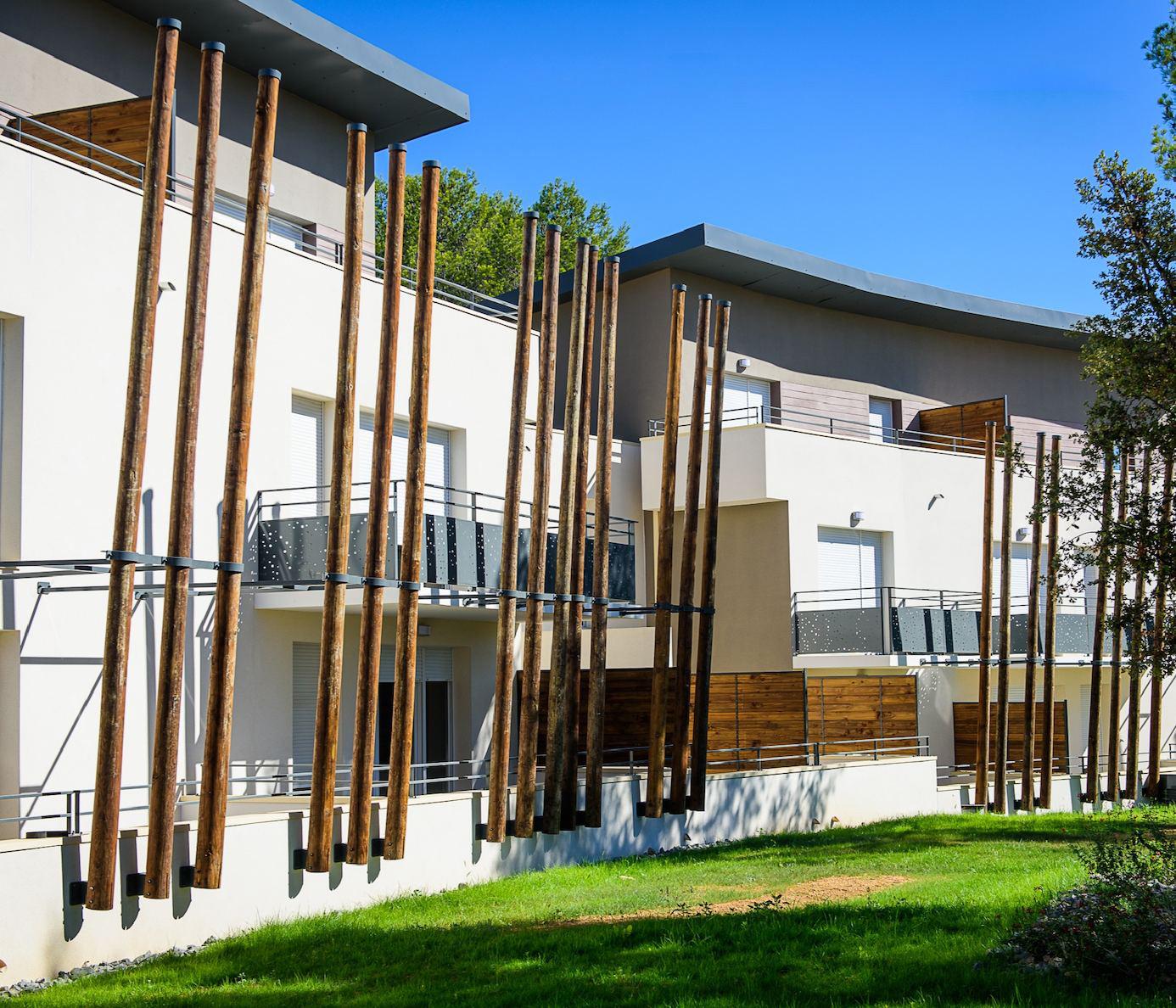 RESIDENCE OLYMPE DE GOUGES - 56 logements