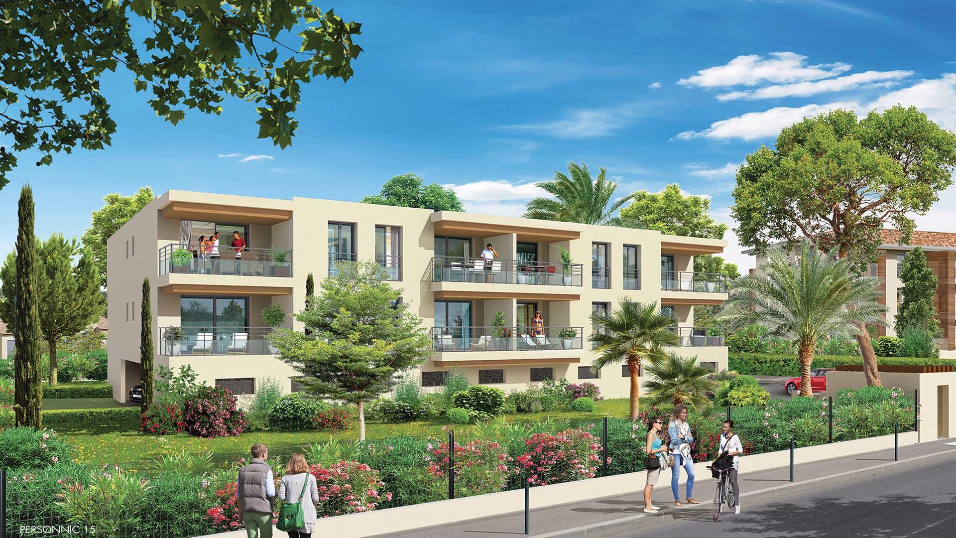RESIDENCE LES BOUGIANVILLIERS - 10 logements
