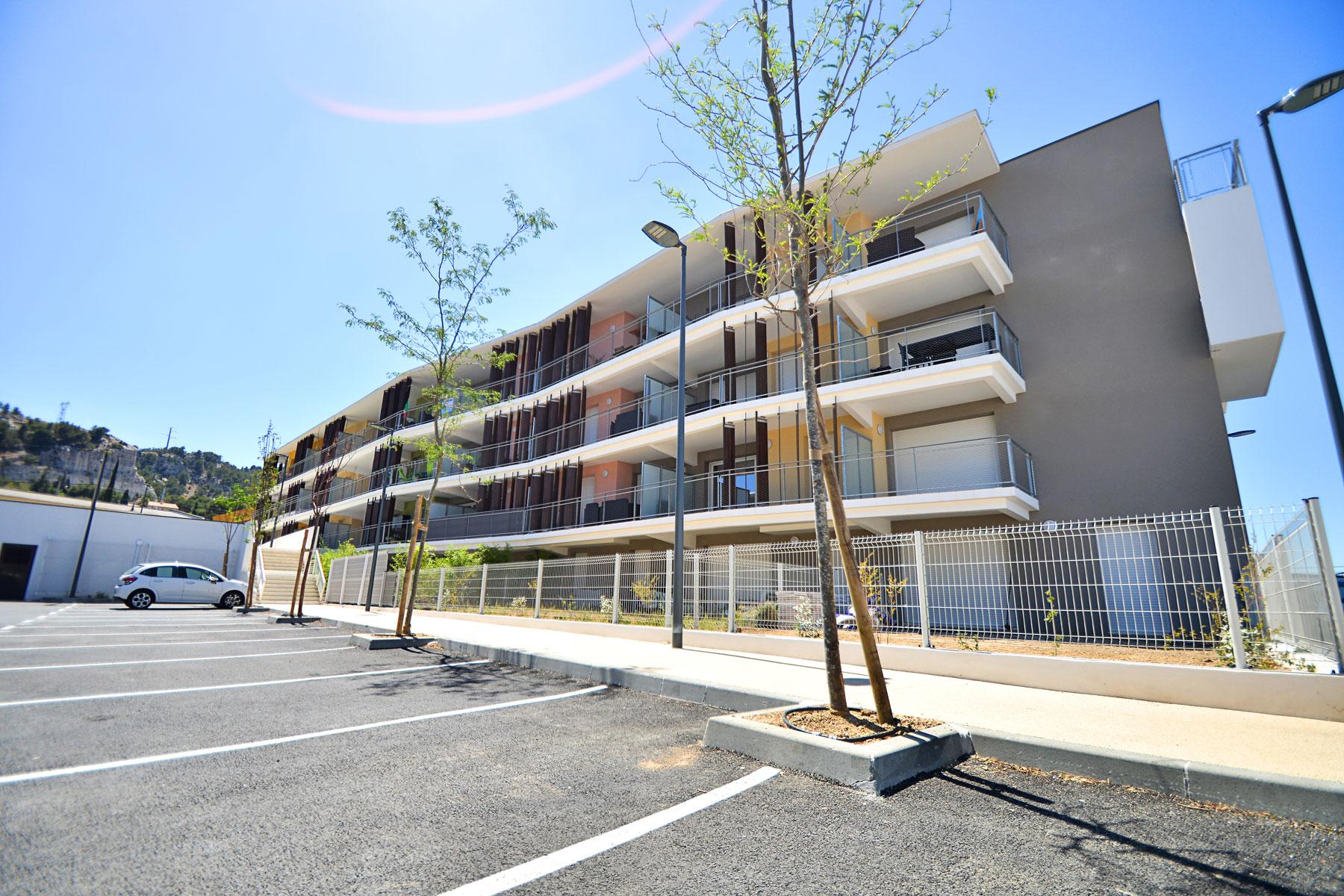 LE CASTELLAS - 152 logements