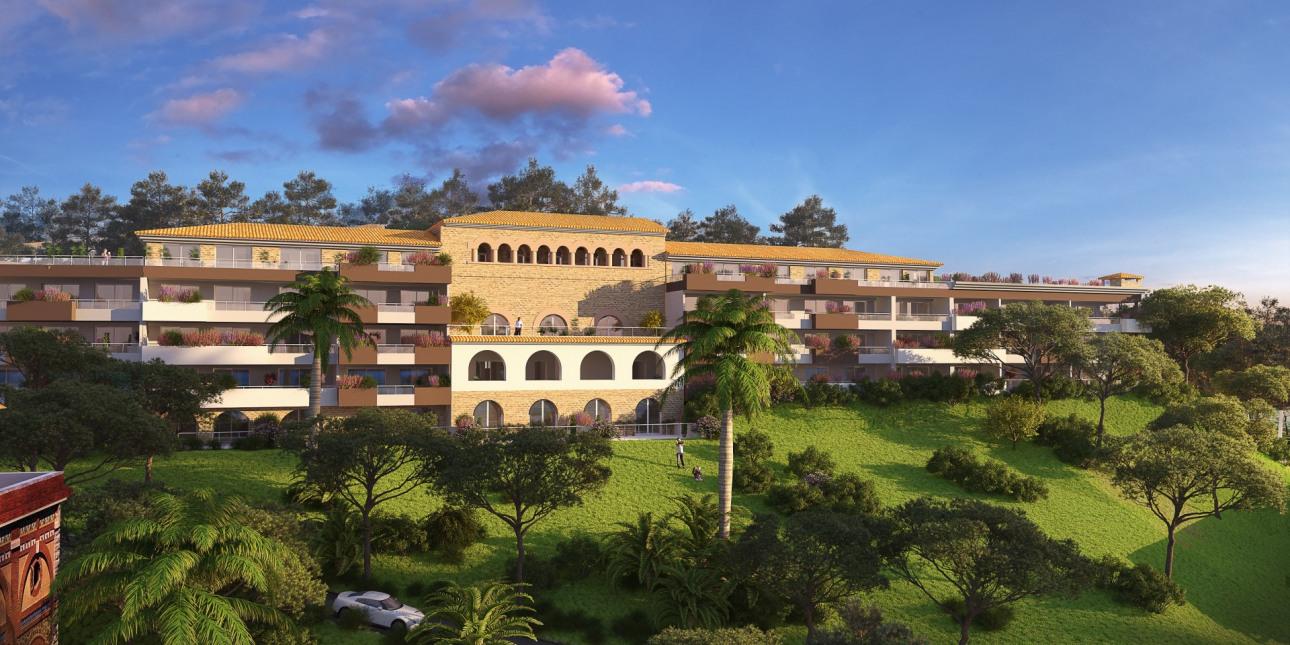 DOMAINE SAFRAN - 132 logements