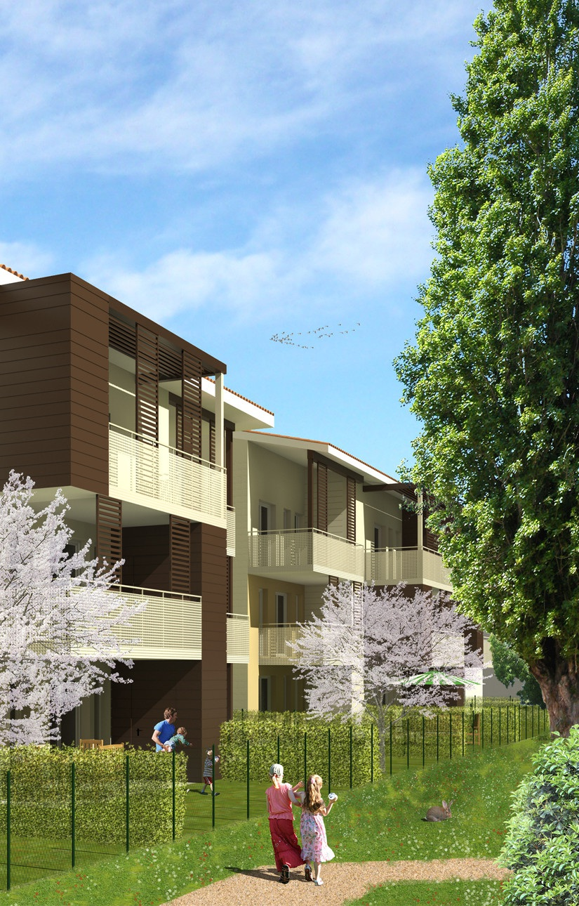 RESIDENCE FONTAITE - 24 logements