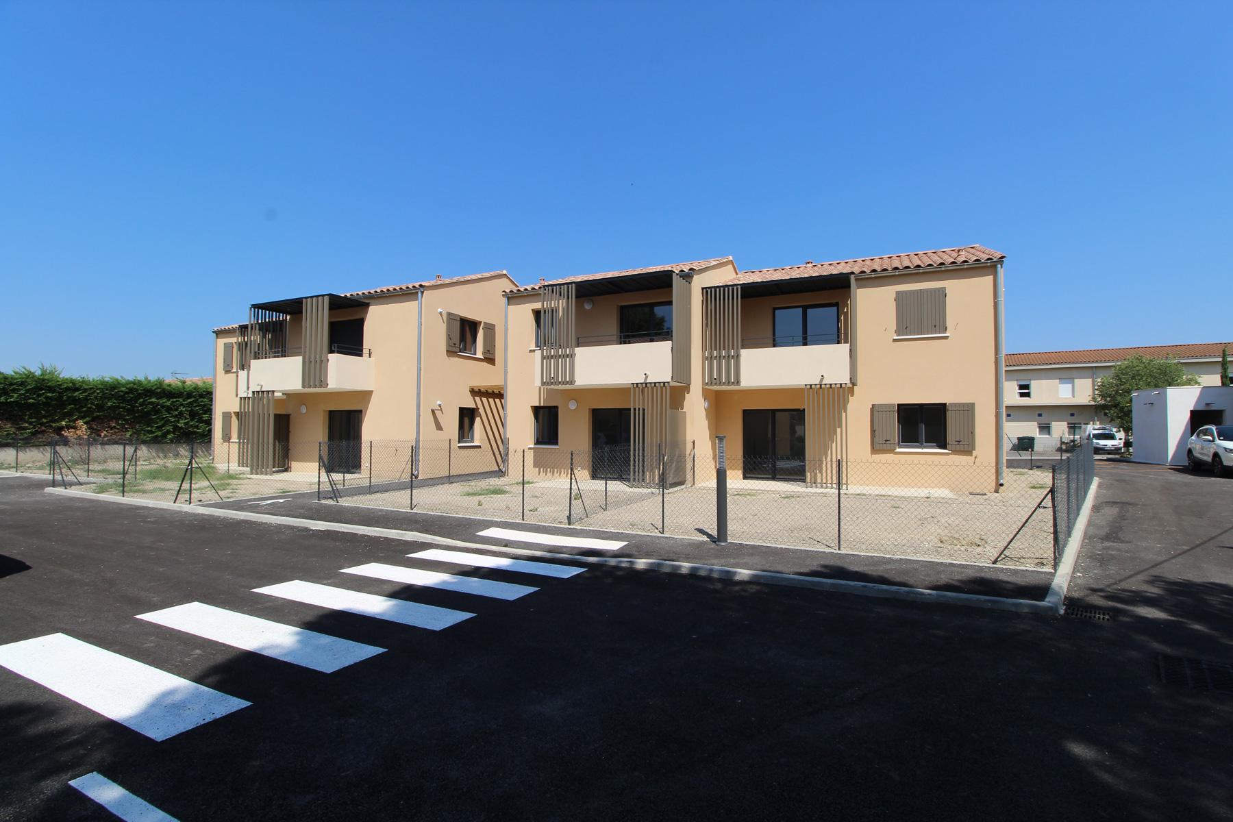 RESIDENCE DAILLAN - 12 villas
