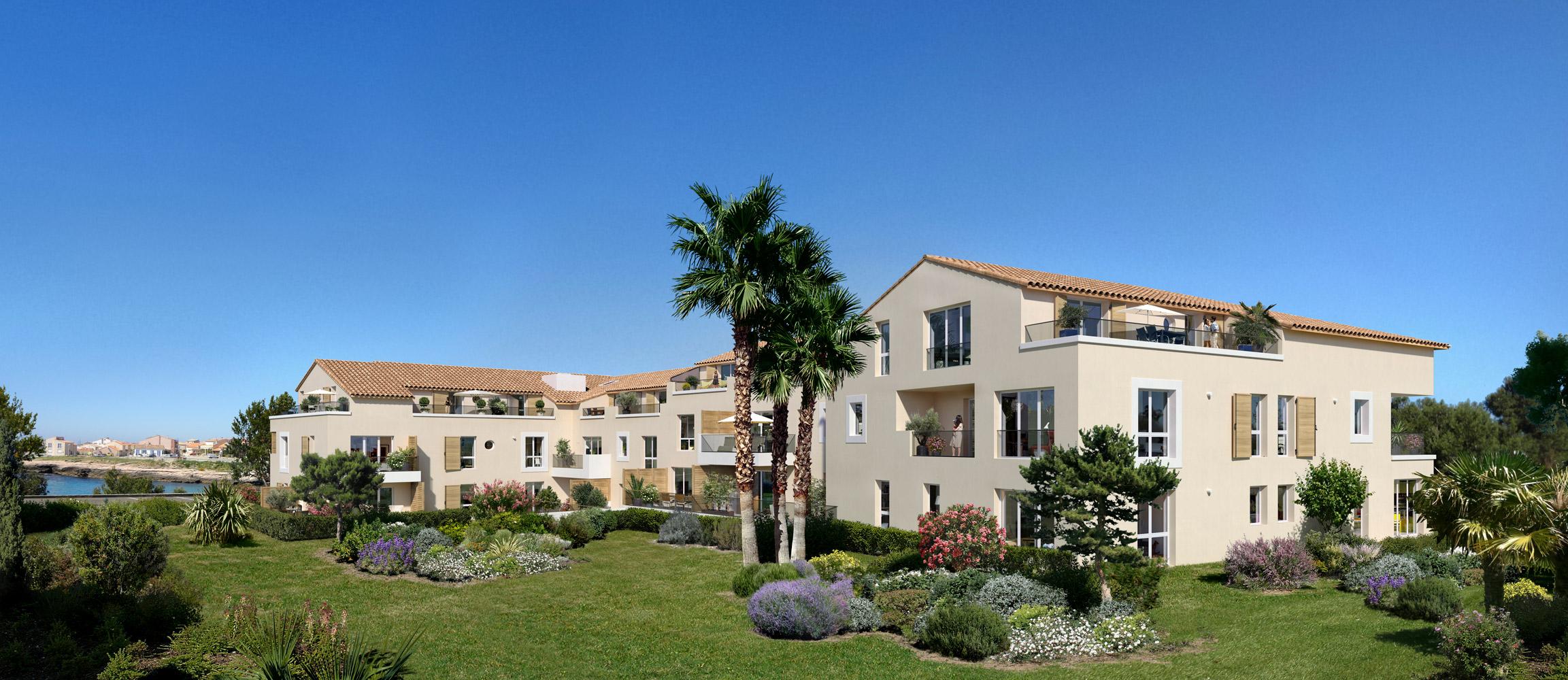 RESIDENCE GRAND LARGE - 32 logements