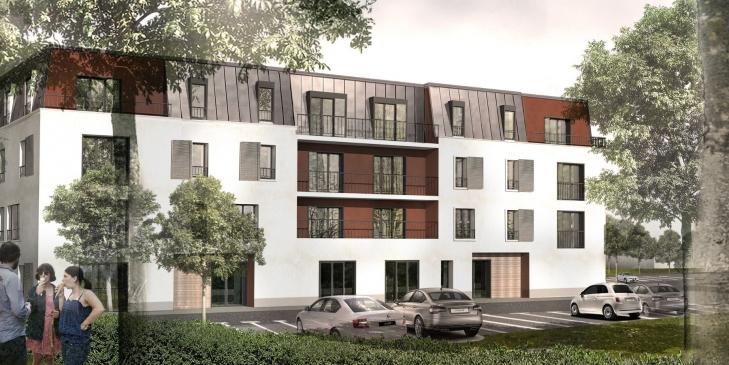 RESIDENCE SENI'OR I - 66 logements
