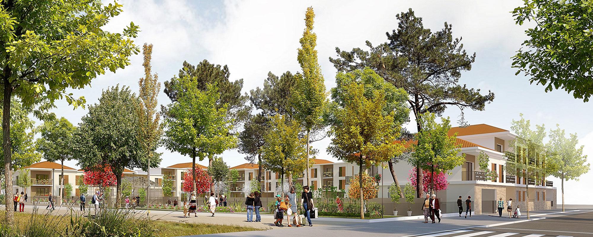RESIDENCE SENI'OR II - 102 logements