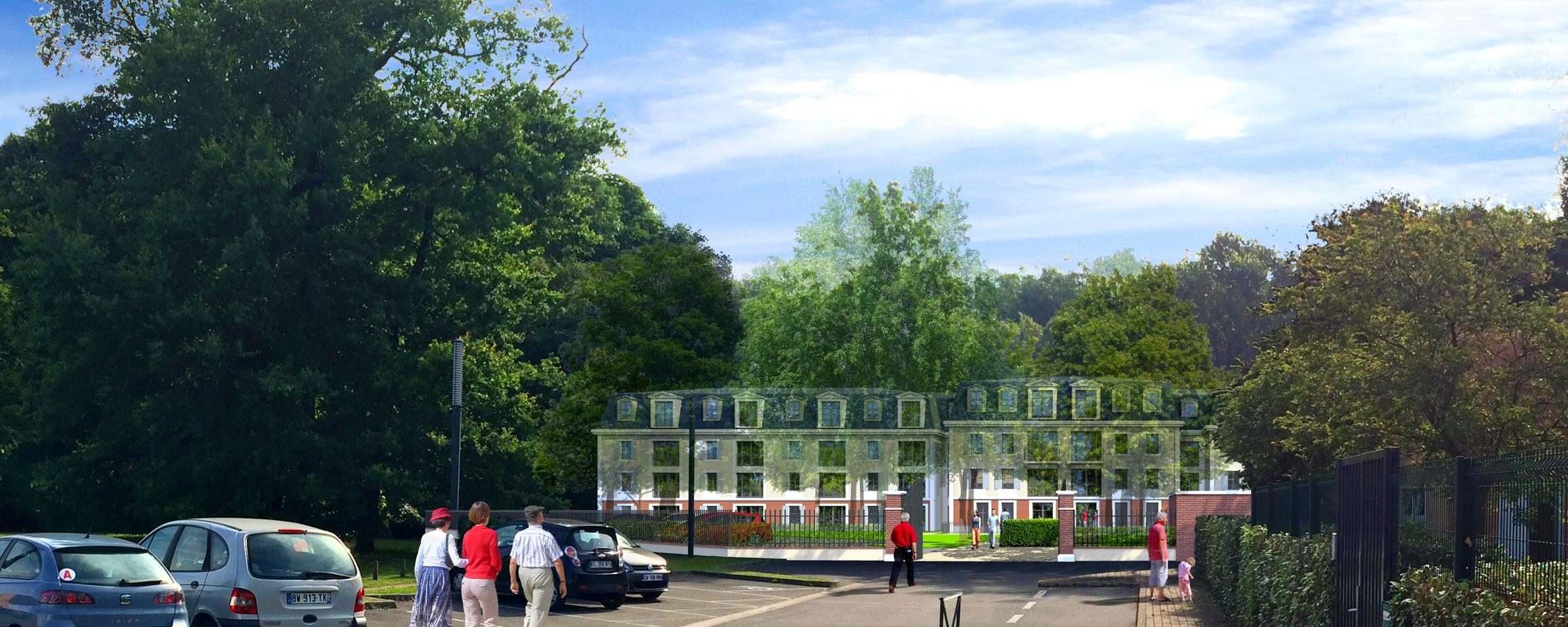 RESIDENCE SENI'OR III - 104 logements