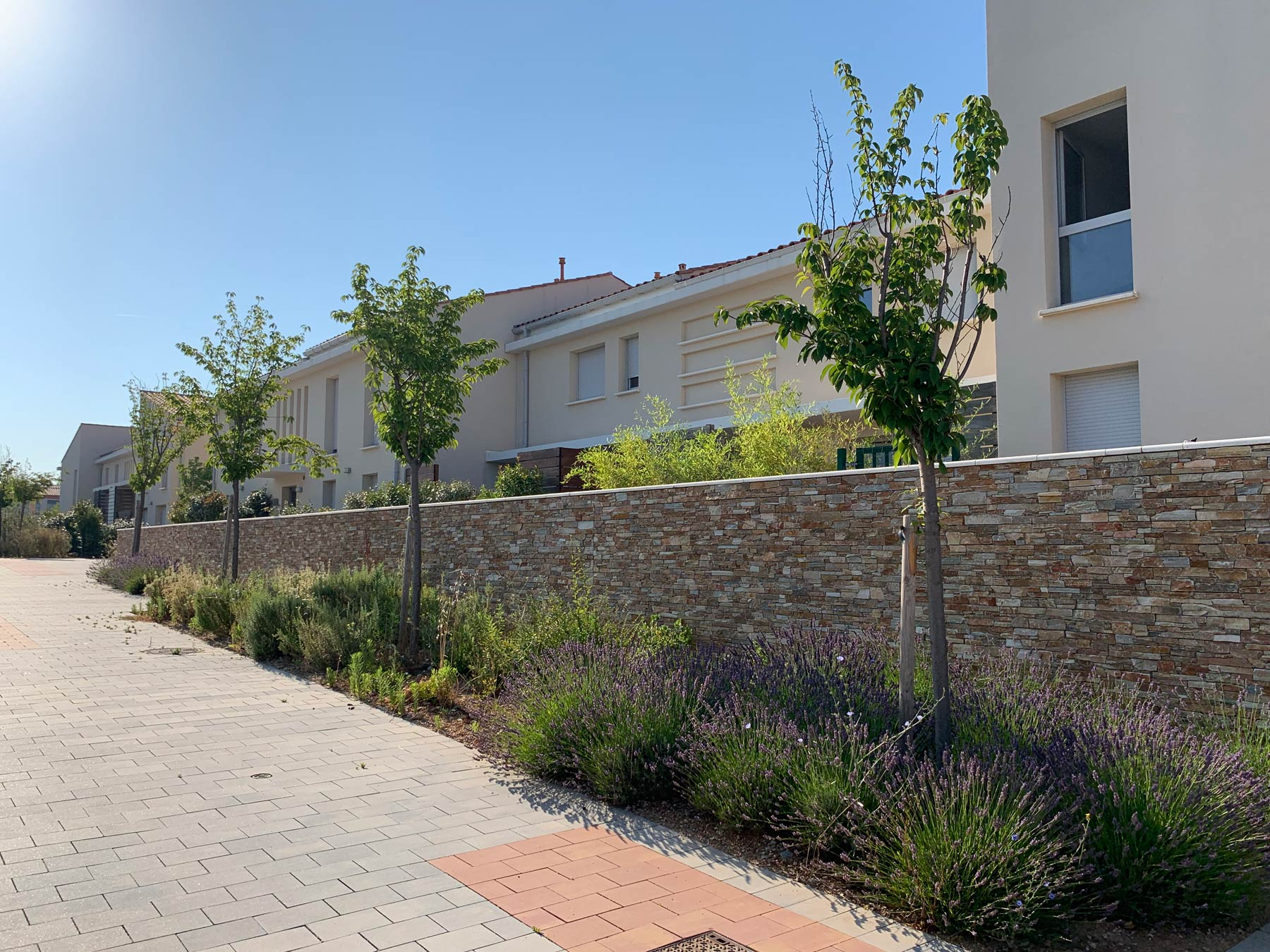 CAMPAGNE MIRABEAU - 97 logements