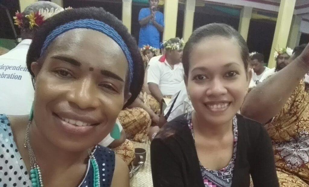 Elizabeth Goodman - Tuvalu accountant