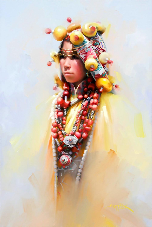 Tibetan Amber