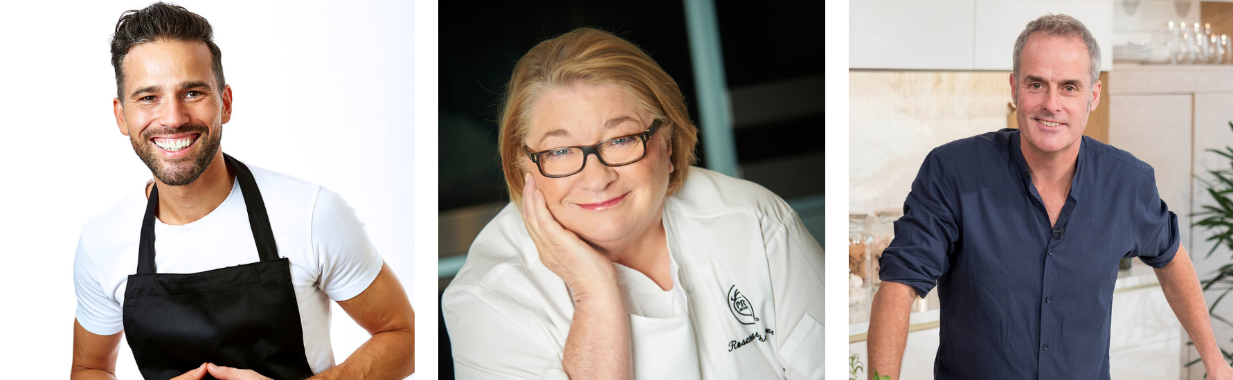 Celeb Chefs at Gloucester Quays Food Festival