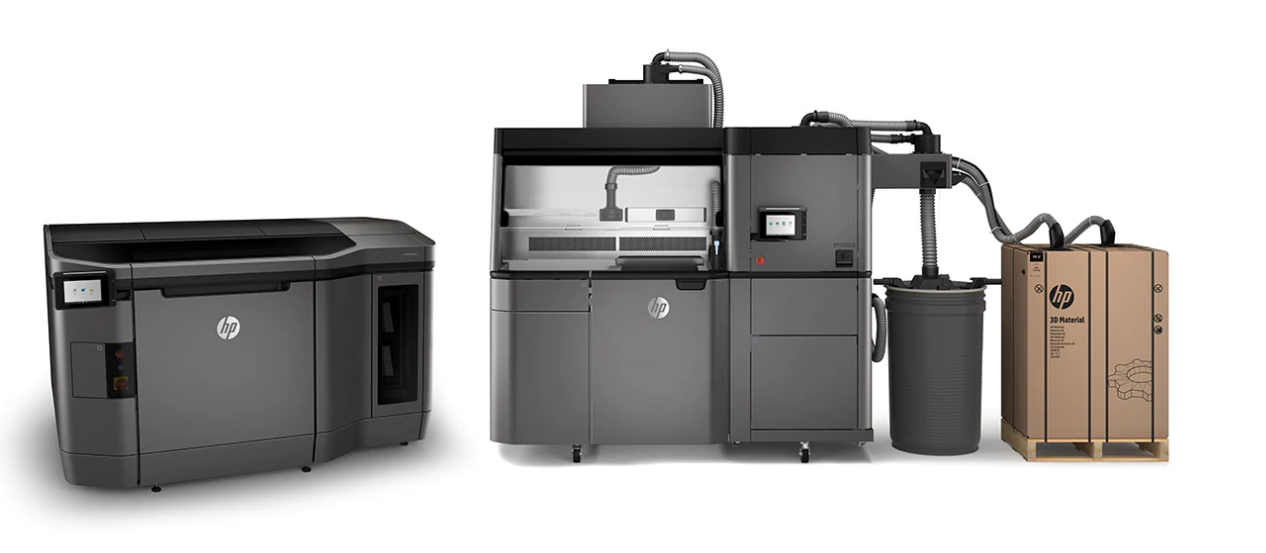 HP Multi Jet Fusion 4200 Series 3D Printer - Industrial Prototyping and Part Production