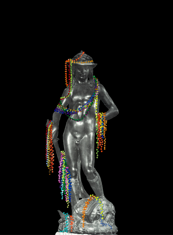 Jeffrey Augustine Songco David (bronze)