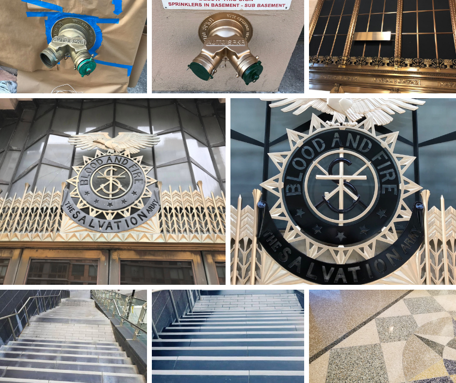 Our Mission - Quality Reliability SafetyGradiant Services' management team brings over 40 years of expert knowledge of architectural metal, marble wood and façade restoration and maintenance. Although our technical abilities and commitment to safety are without peer, we take pride most of all in our commitment to our customers.Contact Us