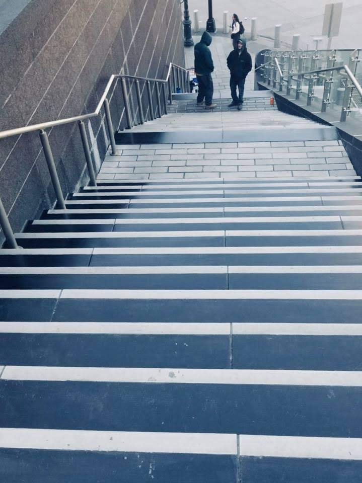 4WTC 99 West stairs after.jpg