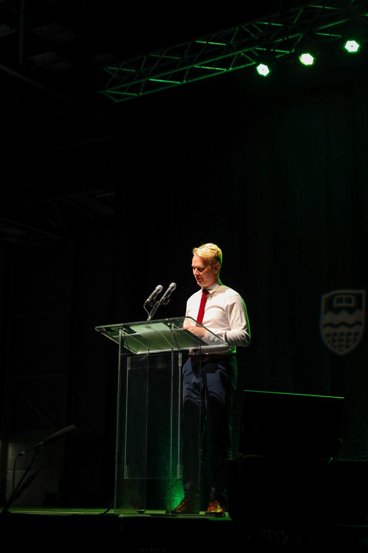 University of Alberta Presidents Address - 2018