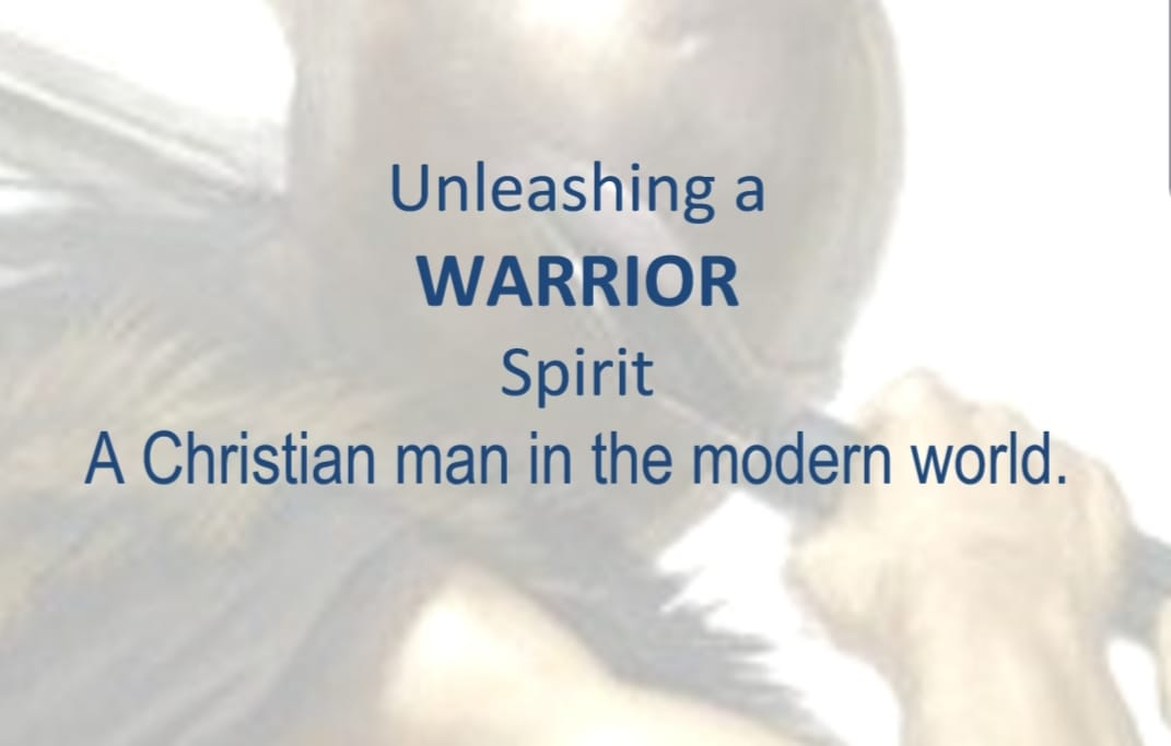 Zechariah 4:6'Not by might nor by power, but by my Spirit,' says the Lord Almighty.  (NIV) - Men, let's stand side by side to be the men God designed us to be.Our next Unleashing the Warrior Spirit is on the 19th October 9am - 11.30am at The Plaza Centre.  We are going to start with a full breakfast. Why wouldn't you want to get involved? Any questions, speak to Kevin Nelson or Matt Verrinder.See you there; don't miss out!