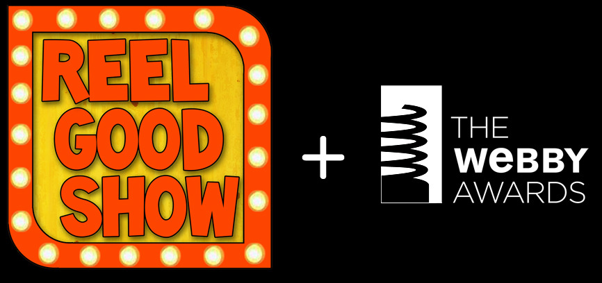 "The Reel Good Show was nominated for a Webby Award in the ""Best Variety Show"" category!  And you can help get it a People's Voice award!     Vote  now for The Reel Good Show for ""Best Variety Show""   All it takes is a quick registration and you're set!   Also: check out this  wonderful highlight reel  that I had absolutely no hand in.                Giancarlo and Jon of  Wiseguy Pictures  made it.  Great job guys!  You actually made it seem like a real show!   Our competition this year:       Yeah…The New York Times.  Do we have the stuff to beat them?  I mean,  we took down Jimmy Fallon last year .  But, the New York Times?   Anyways: Big THANKS to everyone who helped on the show.  This was not a one-man band show and it would not have been without people like Erik Beck, Ryan Nugent, Jake Strunk, Mike Johnson, and all the other crazies.  Thanks guys for believing in the show and working for free (Mike).     PS. You can watch all the episodes of the Reel Good Show by  clicking here ."